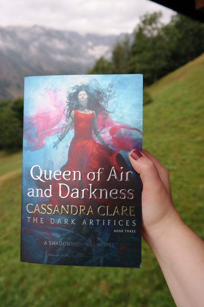 Queen of Air and Darkness van Cassandra Clare.