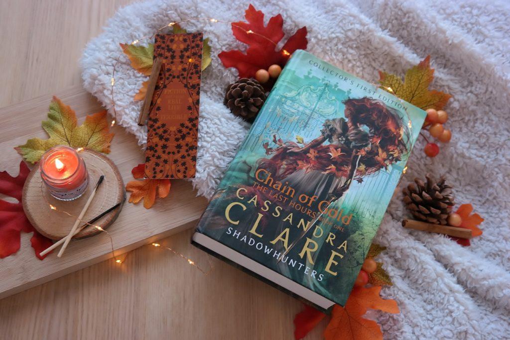 Chain of Gold van Cassandra Clare